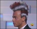 Stefano mit seiner natürlichen Haarfarbe und Frisur